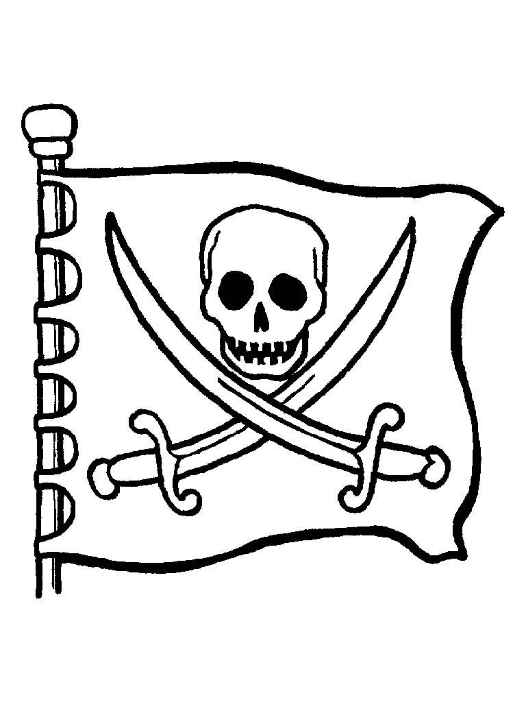 coloriage pirates 00