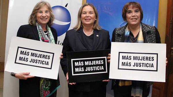 Fundación Global organizó un desayuno con la jueza Susana Medina