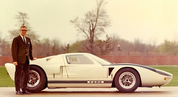 RIP Roy Lunn, Godfather of the Ford GT