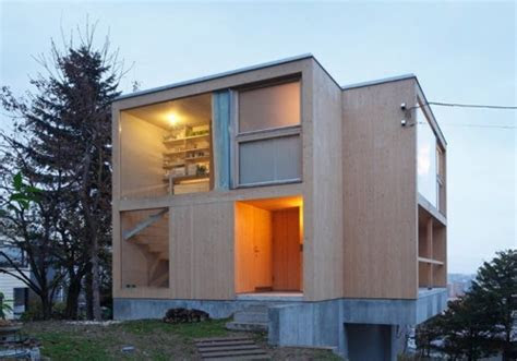 wooden small japanese house architecture pinterest