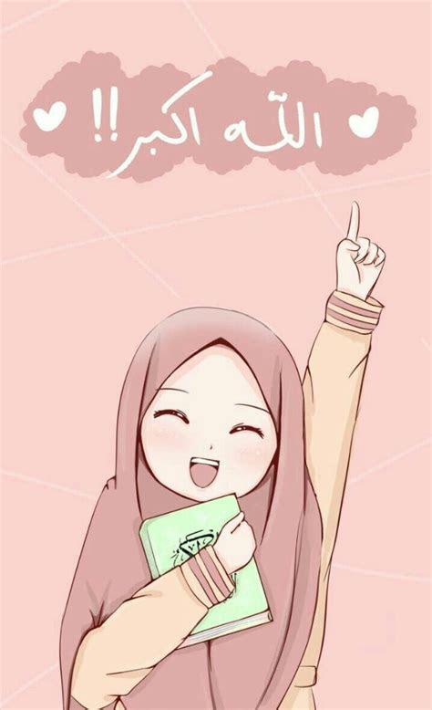 muslim wallpaper hijab   seni islamis jilbab