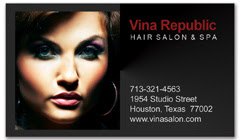 BCS-1058 - salon business card