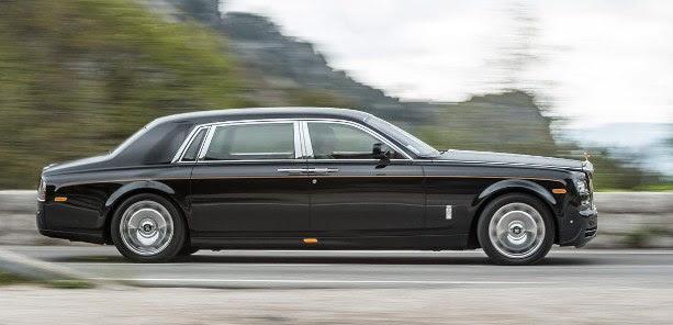 Harga Mobil Rolls-Royce Phantom