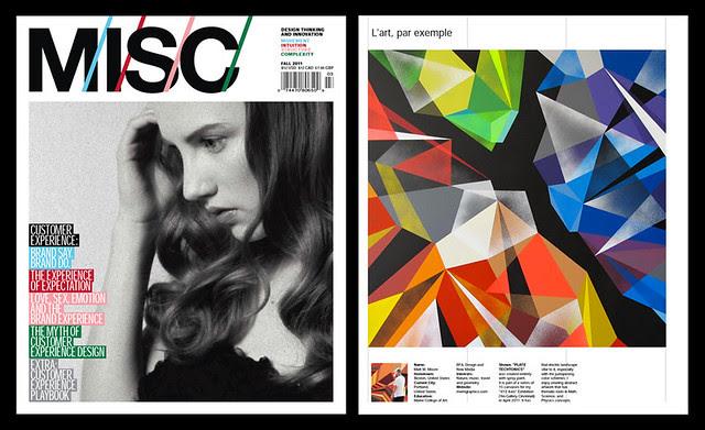 Featured : M/I/S/C/ Magazine.