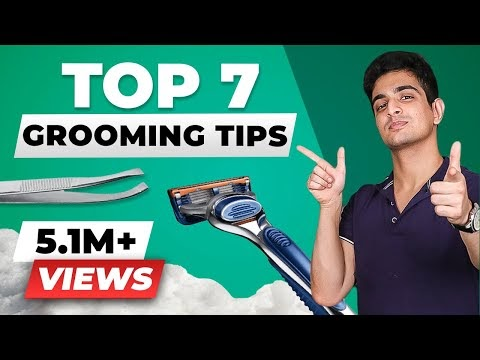 Top 7 Tips To Look Handsome Instantly | Indian Men's Grooming Explained