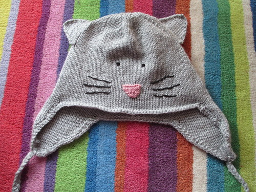 Cat or Mouse hat