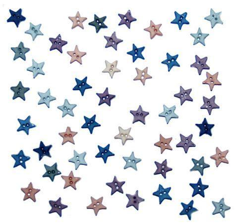 "Micro Mini Stars ""Romance"" Button Assortment   Buttons"