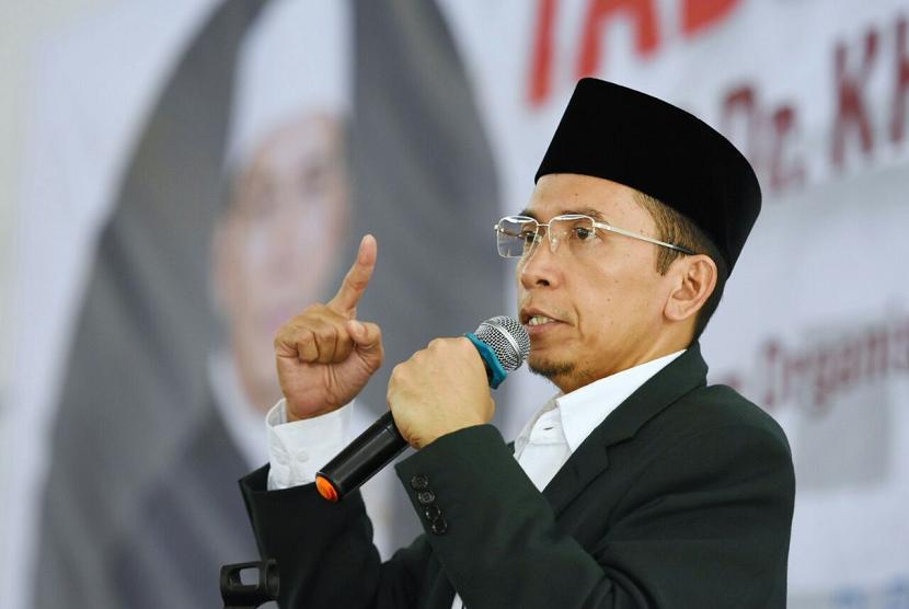 Hasil gambar untuk gubernur tgb korupsi