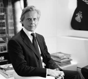 Laurent Boillot, presidente de Guerlain.