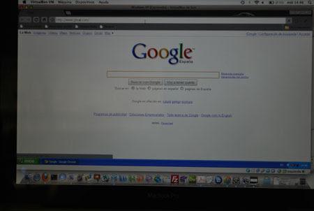 Papa Google en Ficod 2009
