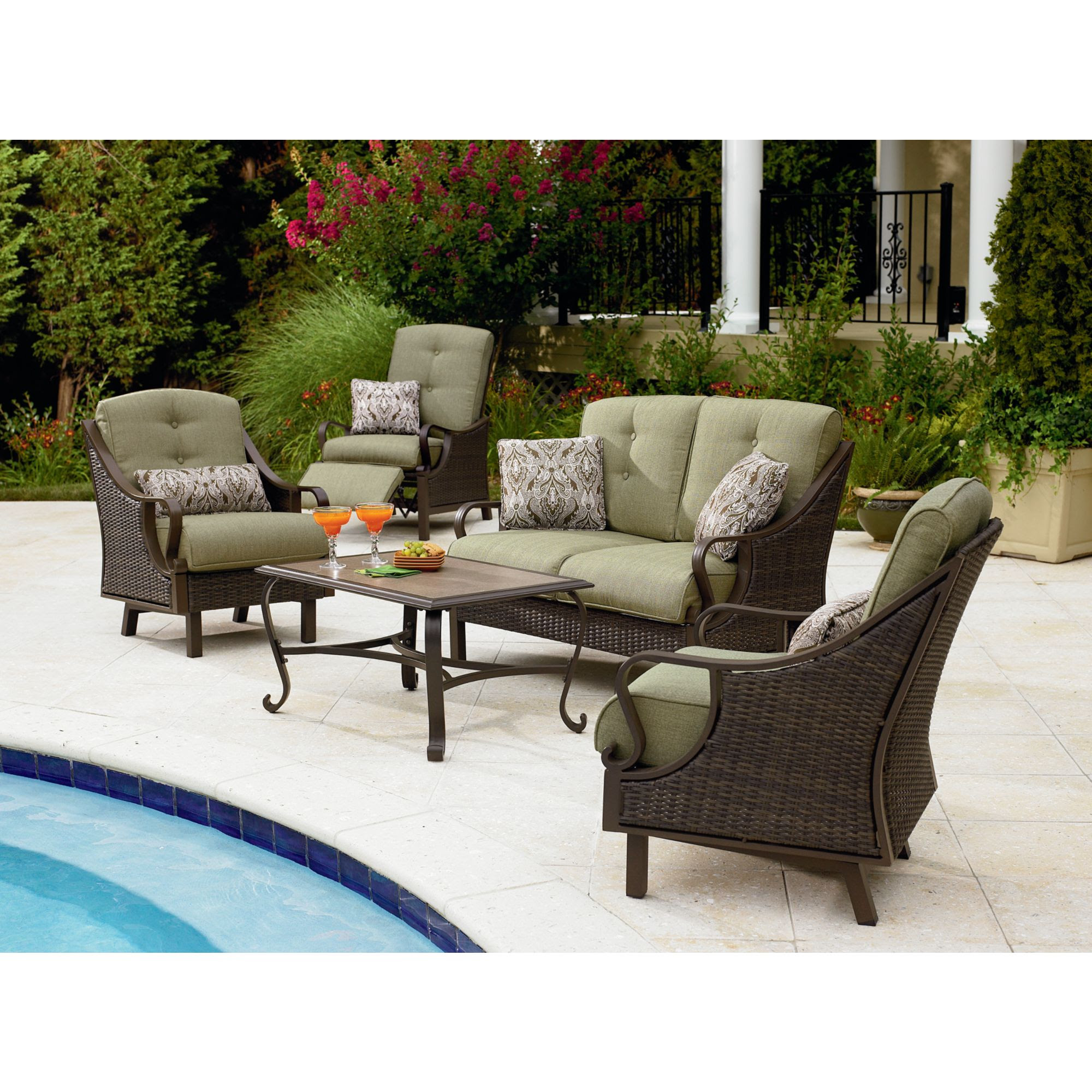 Sears Patio Furniture Replacement Cushions Modern Design