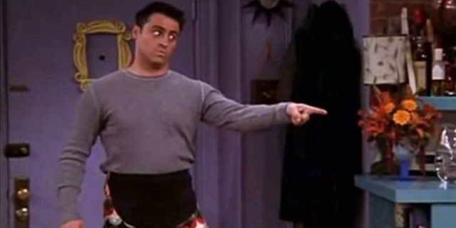 Friends: 10 Life Lessons We Learned From Joey Tribbiani