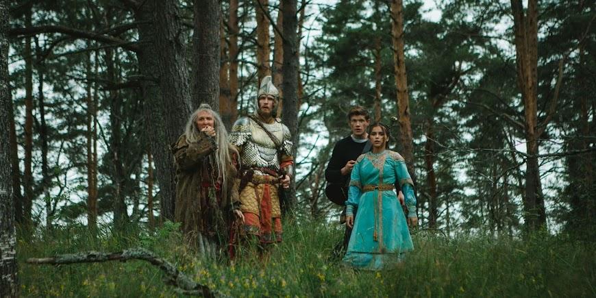 The Last Warrior: Root of Evil (2021) Streaming Full