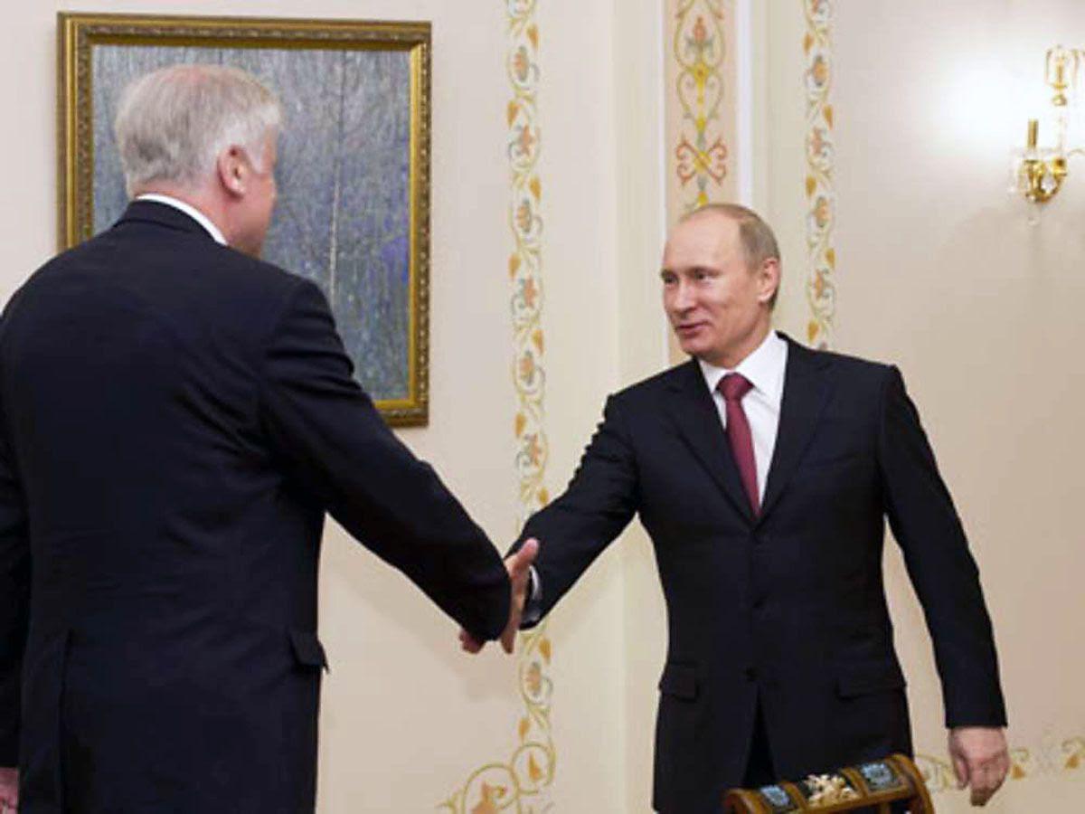 L'Allemagne veut collaborer avec la Russie.