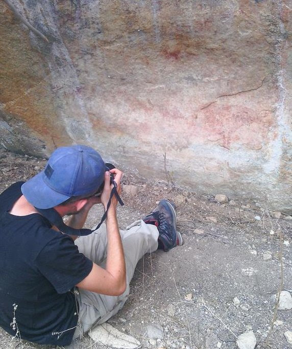Kondoa rock art site, Tanzania