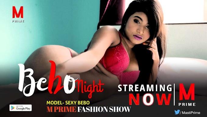 Bebo Night (2020) M-Prime Exclusive Video