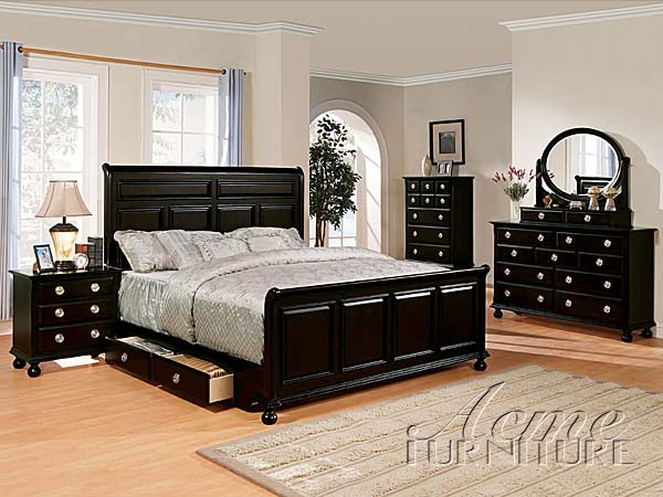 Amherst Master Bedroom Set (1776Ek Set) By Acme Furniture, Acme ...