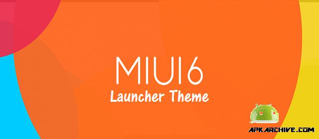 MIUI 6 - Launcher Theme Apk