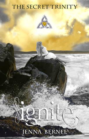 The Secret Trinity: Ignite (Fae-Witch, #2)
