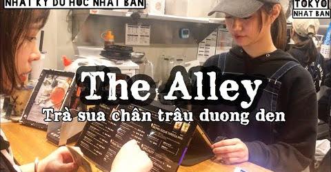 The Alley | Lần Đầu uống Trà Sữa Trân Châu Đường Đen