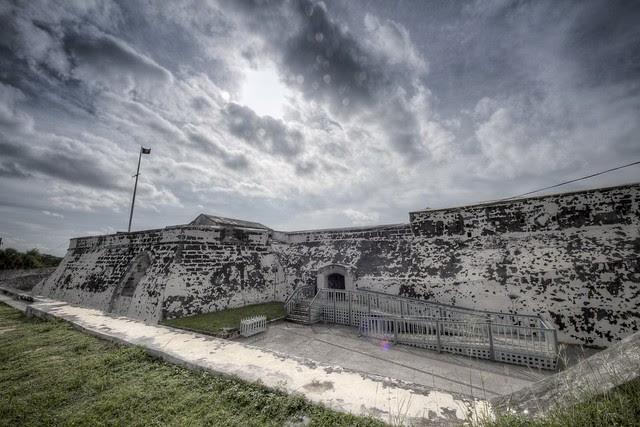 Fort Charlotte Front