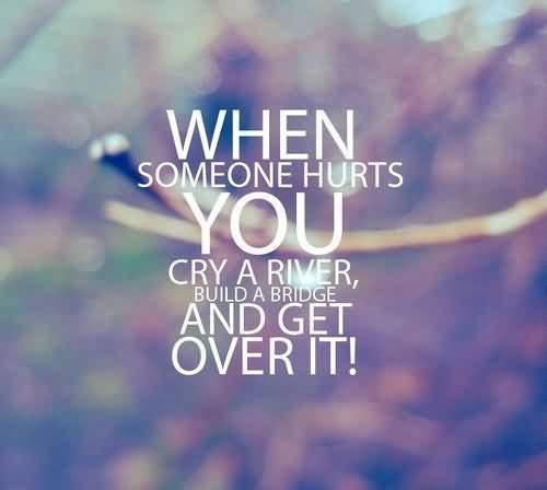 Crying Quotes And Crying Sayings Images About Build A Bridge And Get