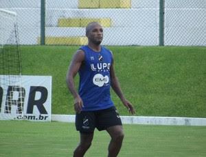 Rodrigo Silva, atacante do ABC (Foto: Tiago Menezes)