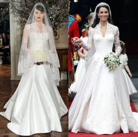 Three Royal Wedding Dresses Predicted by Romona Keve?a