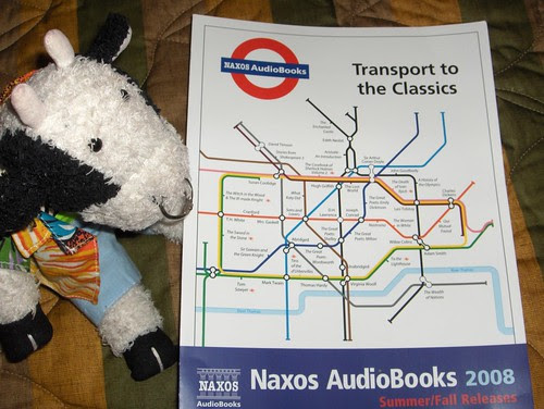 Transport for London's solicitors will soon be contact you, Naxos