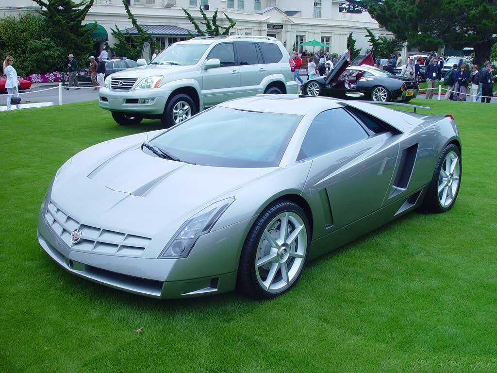 Cadillac Cien. автомобили, эксклюзив