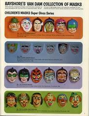 1972 Bayshore Halloween catalog