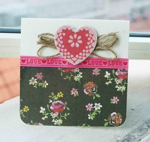 Lovelovelove card