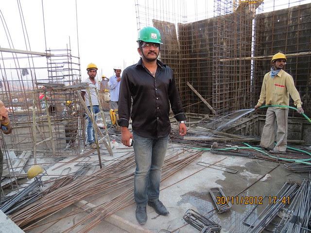 Mr. Vinay Ghule, Partner, Shree Laxmi Associates at Sangria Towers, Megapolis, Hinjewadi Phase 3, Pune