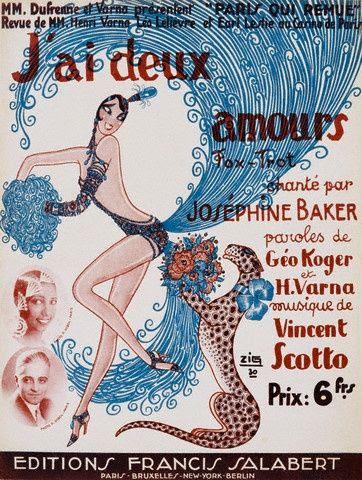 J'ai Deux Amours (1930)
