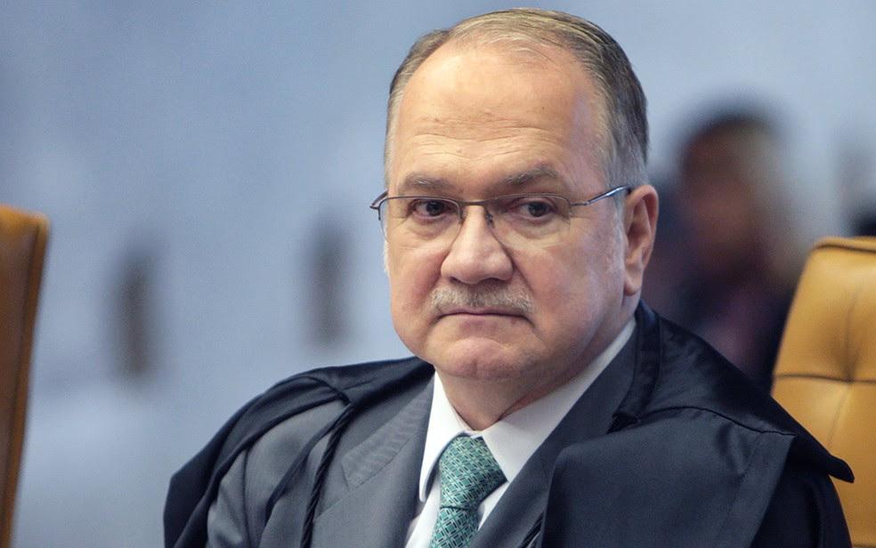 O ministro do STF Luiz Edson Fachin (Foto: Nelson Jr./STF)