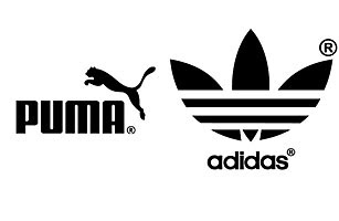 2323e93d37b Adidas and Puma. The creators of arch rivals Adidas and Puma were brothers. The  unbelievable story of the two brothers who founded ...