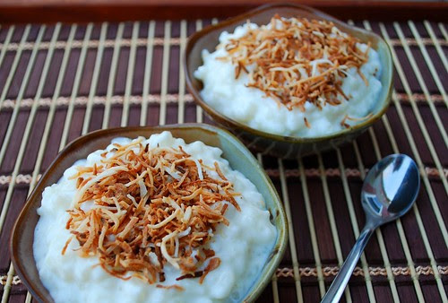 Coconut Rice Pudding CU1