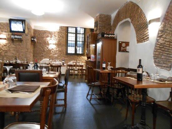 Foto di Antico Caffè Del Moro, Roma