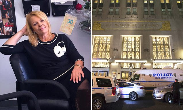 Woman shot in head and four others injured at wedding at Manhattan's Waldorf Astoria hotel