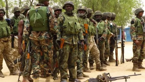NEWS: It's Not Our Duty To Stop Agitations, Military Says