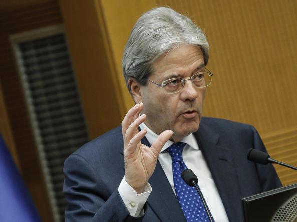 Paolo Gentiloni, presidente del Consiglio (Ansa)