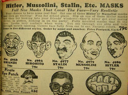 Máscaras Vintage