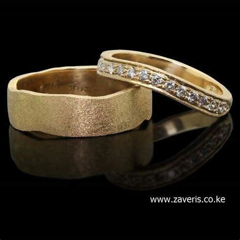 His and Hers weddings bands.   Wedding Bands at Zaveris