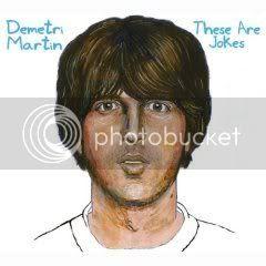 Demetri Martin - These Are Jokes