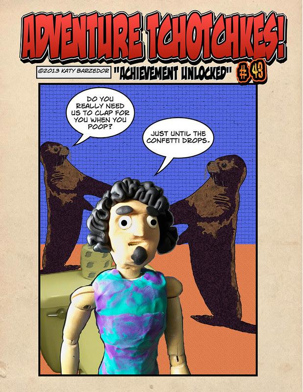 Adventure Tchotchkes! #43