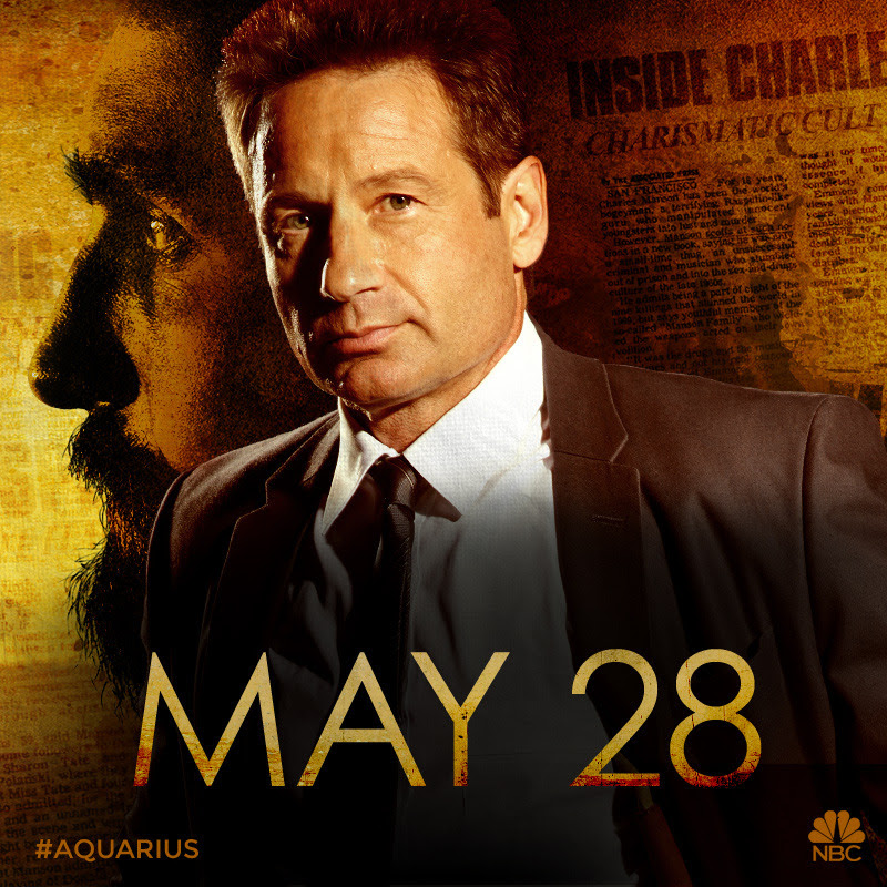 David Duchovny racks the case of a generation on Thursday, May 28 at 9/8c on NBC.
