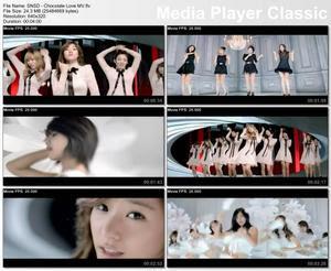 Girls Generations,SNSD,chocolate love