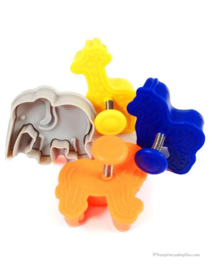 Clay Elephant Ornaments1