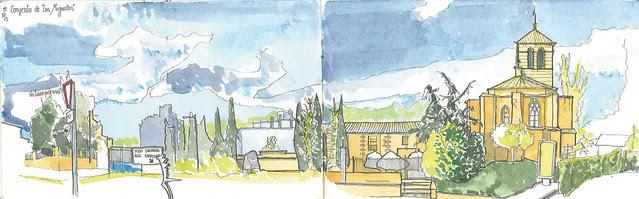 fabadia_convento_Las Miguelas_Huesca