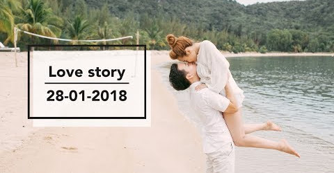 Pre Wedding Video Sophie and Joon - Nha trang Việt Nam